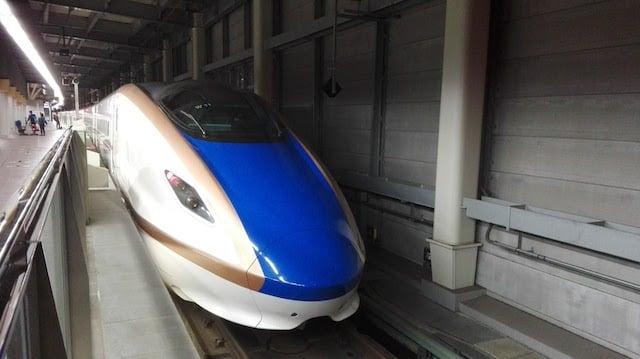 北陸新幹線はチケットの買い方が!!乗車券と特急券の2種類あるの知ってますか?