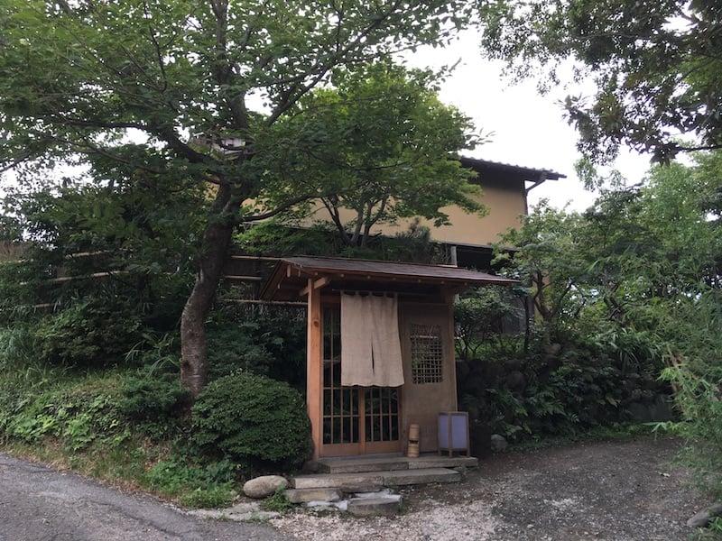 横須賀追浜駅で発見!丘の上にある古民家カフェTSUKIKOYA