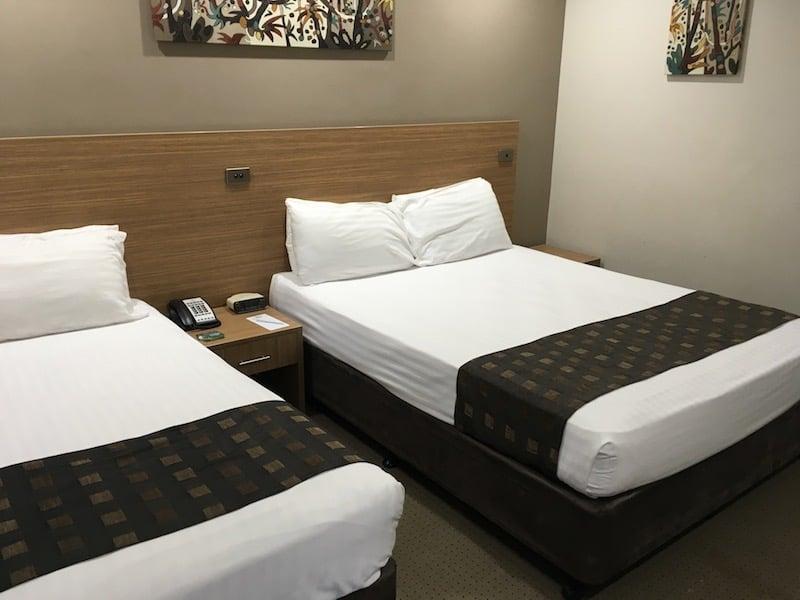 ジェットスターの遅延で帰国できず...リゾートホテルに無料で宿泊したよ
