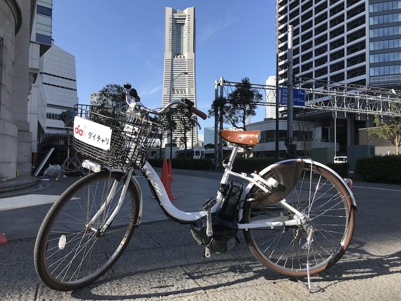 ハローサイクリング体験レポート〜旅先で使えて便利〜